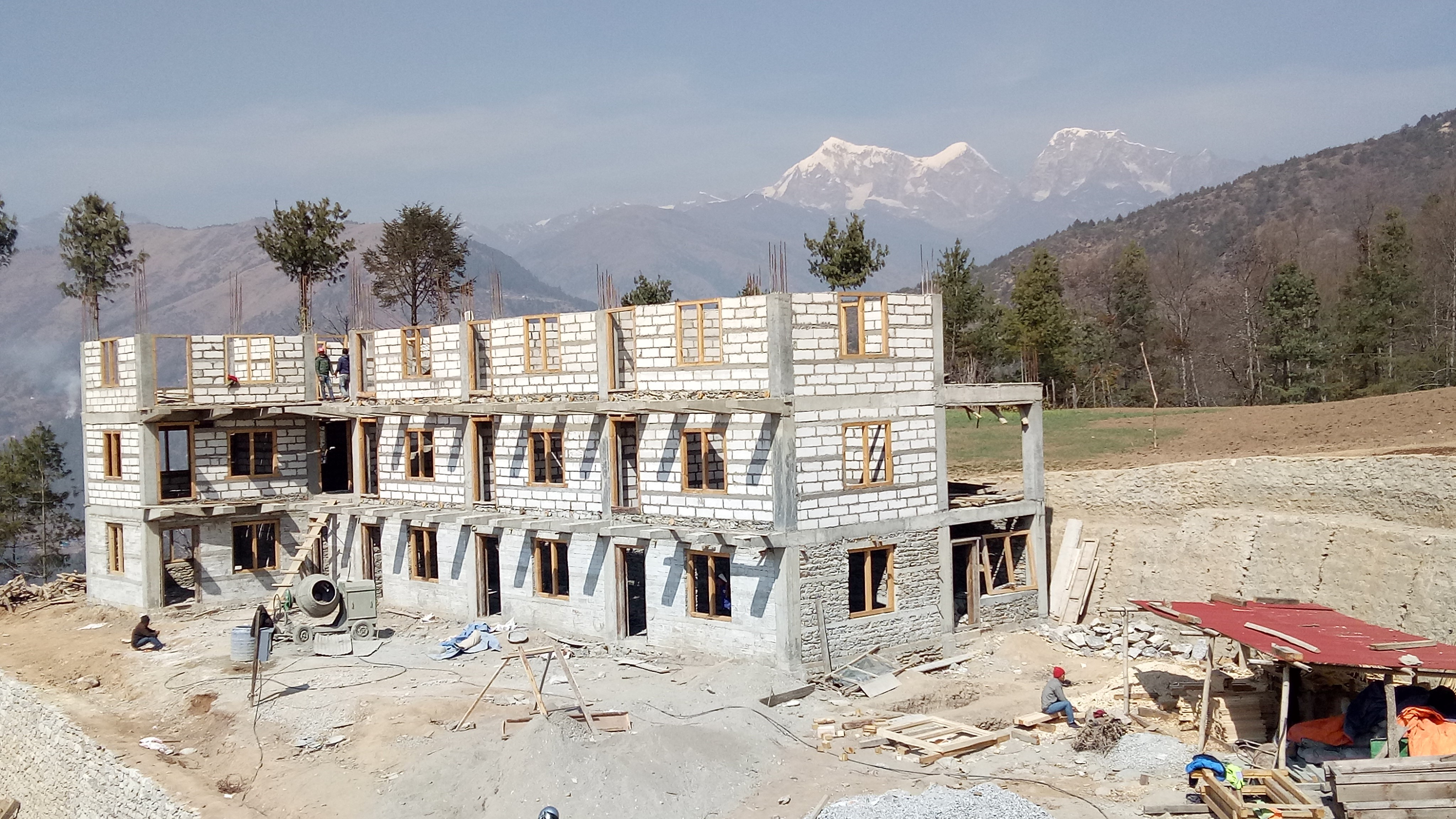 The Friends of Arhaus Childrens Home as of February 2020. Credit Karma Sherpa